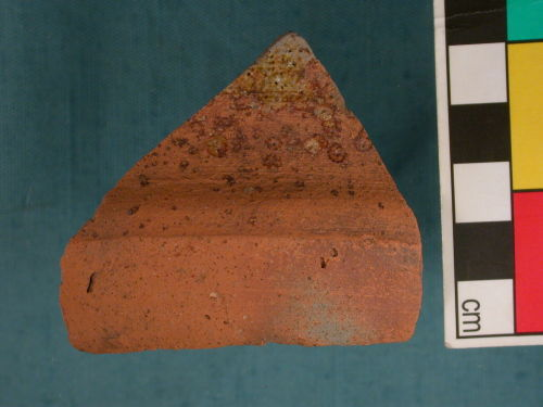 A resized image of medieval pottery