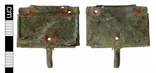 NMS-483E7E: Medieval strap end