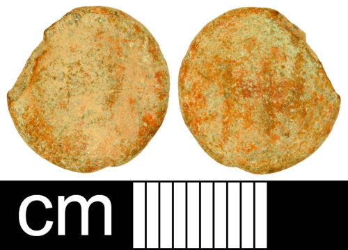 SOM-341647: Roman Coin: Radiate of Claudius II (Probably)