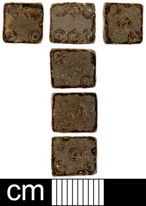 SOM-662BC1: Roman (Possibly) Die