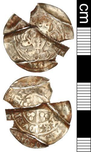SOMDOR-81EF81: Medieval Coin: Groat of Edward IV