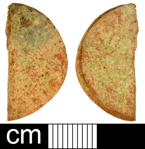 SOM-8E3157: Post Medieval Jetton