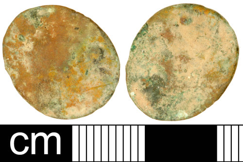 SOM-BBB724: Roman Coin: Radiate of Tetricus I or Victorinus
