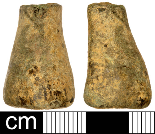 A resized image of Medieval or Post Medieval Cooking Vessel