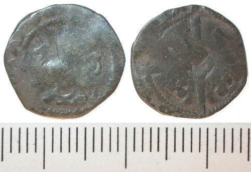 DENO-646843: Medieval Coin: Penny