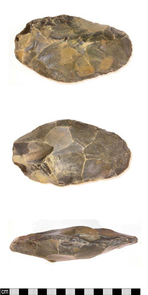 DENO-855E35: Palaeolithic Hand Axe