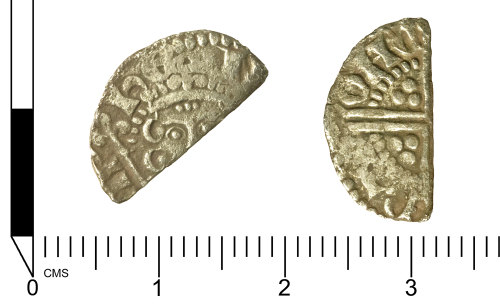 SWYOR-16D248: Medieval Coin: long cross penny of Henry III