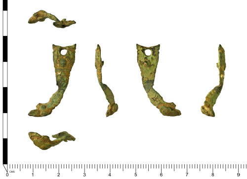 SWYOR-34F660: Medieval spur buckle