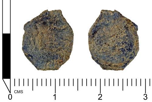 SWYOR-803D57: Post Medieval Cloth Seal