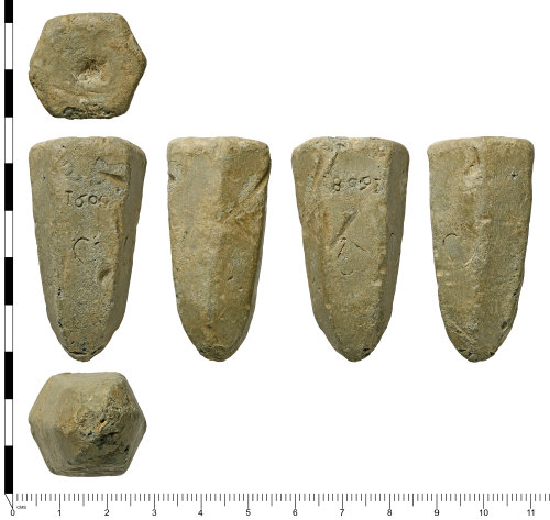 SWYOR-A02582: Post Medieval weight