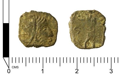 SWYOR-E8926F: Roman coin: barbarous radiate