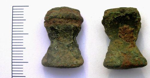 LEIC-051068: Roman brooch fragment