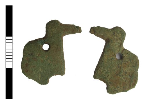 LEIC-839896: Unknown copper alloy object