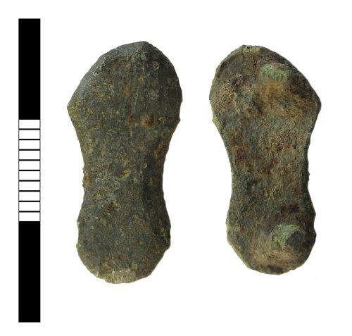 LEIC-83C6F2: Medieval mount