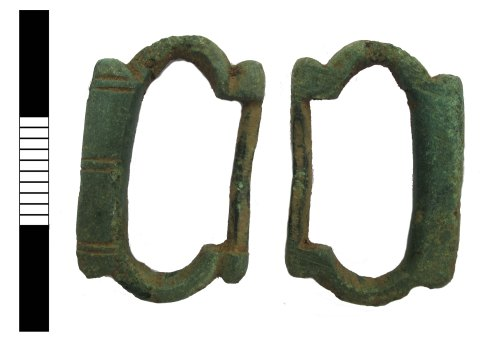 LEIC-840782: Medieval buckle