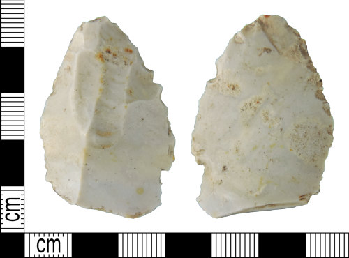 DENO-A790BD: Neolithic Flint Implement