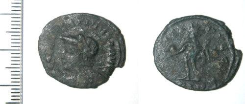 CAM-69C834: Roman coin: Nummus of Constantine I