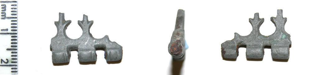 CAM-280C00: Roman belt fitting
