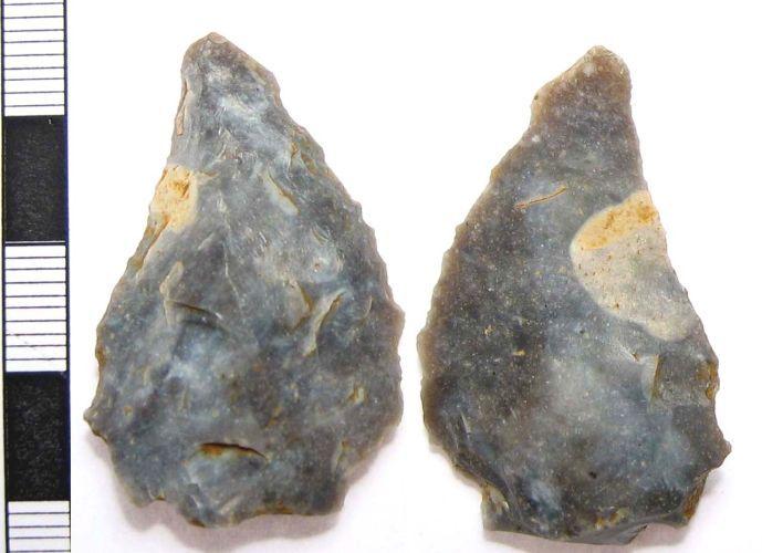 BERK-FAF441: Late Neolithic-Bronze Age Flint Flake