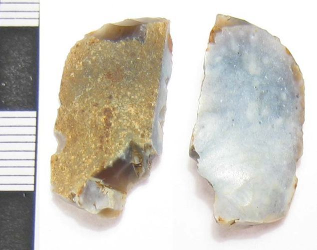 BERK-FC0ED7: Neolithic-Bronze Age Flint Flake