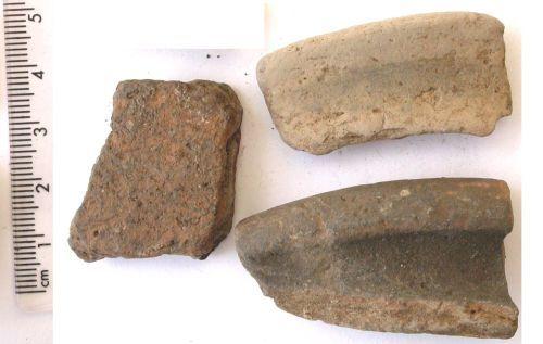 BERK-9B46D5: Roman pottery sherds