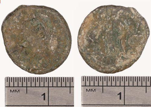 BUC-50ABB3: Roman Bronze Coin
