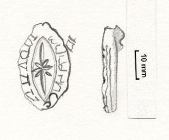 NLM-C28133: Medieval Seal Matrix