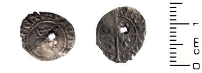 A resized image of Medieval Coin: Halfpenny of Richard III