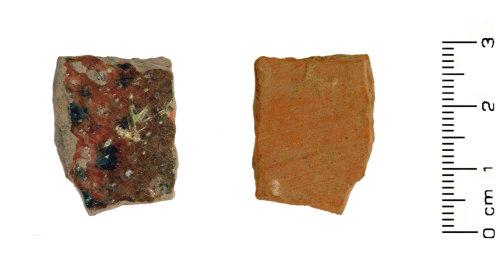 HESH-059155: Post Medieval: Vessel