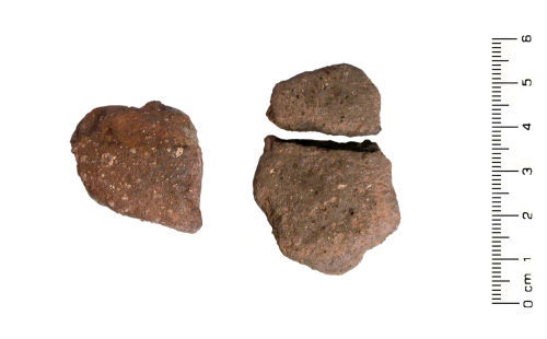 HESH-4D8DA4: Iron age: two sherds from pottery vessels
