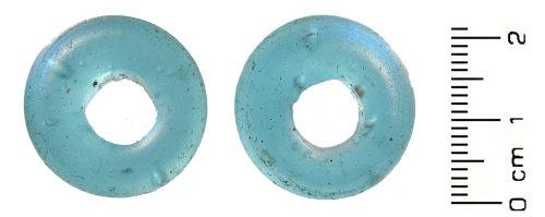 HESH-549160: Iron Age - Roman: glass bead