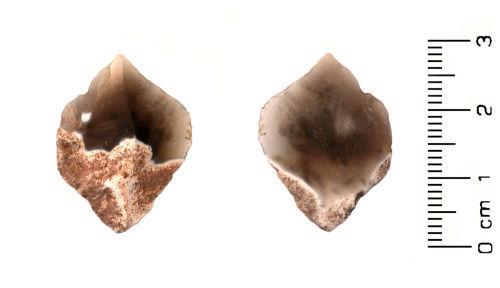 HESH-57D462: Late Neolithic: flint debitage