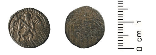 HESH-648420: Medieval: Coin Weight