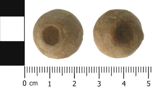 HESH-703A93: Roman to Post Medieval: Spindle Whorl or Weight