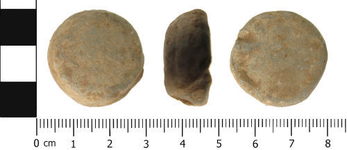 HESH-70B126: Medieval to Post Medieval: Weight