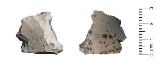 HESH-845071: Neolithic: Tertiary flint debitage