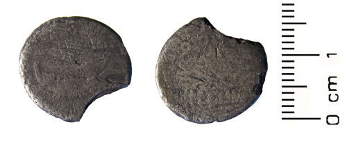 HESH-8ACBE5: Roman Coin: Republican Denarius of M Antony