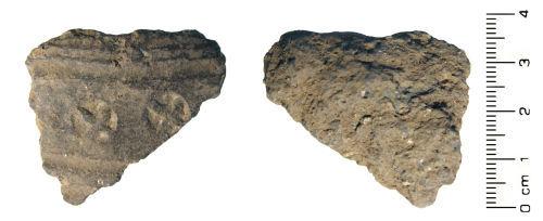 HESH-927418: Early Medieval: Ceramic vessel