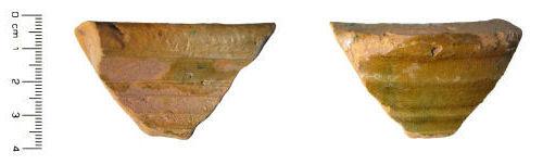 HESH-9836B0: Late_Medieval:Ceramic_vessel_rim