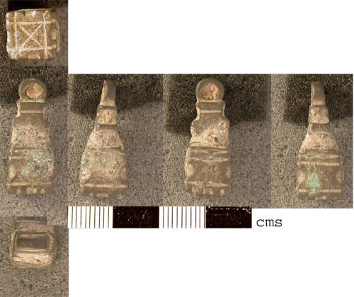 HESH-BB3706: Unknown artefact of probable post medieval or early modern date 1550-1800