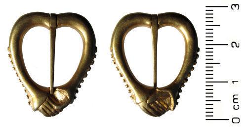 HESH-C63901: Medieval: Brooch