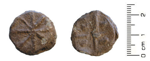 A resized image of Late Medieval to Post Medieval: lead token