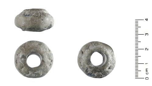 HESH-D0536C: Medieval: Spindle Whorl