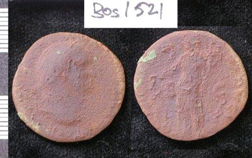 FAPJW-426D56: A dupondius of Vespasian
