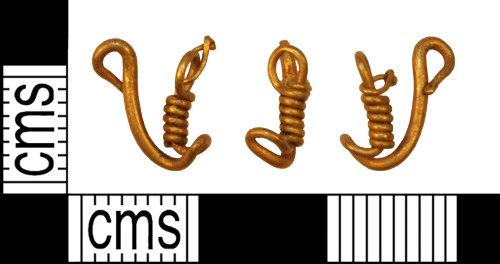 BM-7EA7E5: Roman necklace clasp
