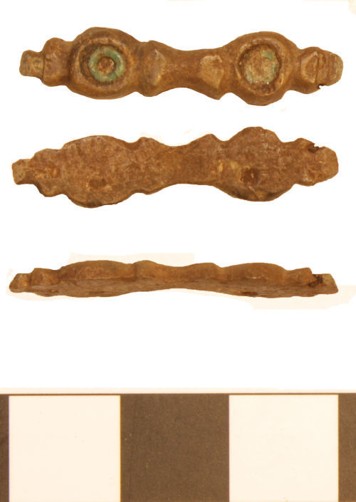 BM-D9FC64: BM-D9FC64: Roman element from openwork beltplate