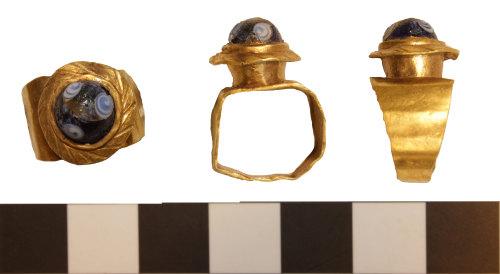 FAPJW-AB59E5: Roman finger ring