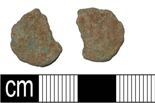 BH-4CEC5D: Roman nummus of the House of Constantine