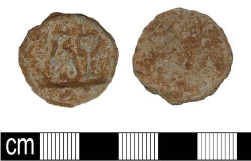 BH-601798: Post Medieval token