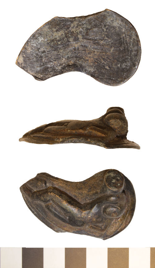 BM-749729: BM-749729: Roman figurative mount